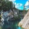 «Чудеса мраморного каньона Рускеала» тур 1 день вКарелию