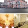 Экскурсия по парадным залам Дворца Белосельских-Белозерских