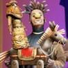 СКАЗКА О ЦАРЕ САЛТАНЕ (Кукольный театр сказки)