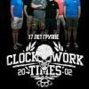 CLOCKWORK TIMES - 17 лет группе