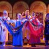 Мюзикл для детей и взрослых «Иван да Марья или Как Баба Яга Кикимору замуж отдавала»