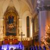 """Органный концерт """"Новогодние шедевры в Петрикирхе"""" Голос и орган"""