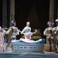 Балетный спектакль «Спящая красавица» фотографии