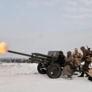 Военно-исторический фестиваль «В полосе прорыва» 2022 фотографии