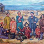 Выставка «Мир нивхов» фотографии