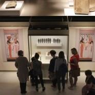 Выставка «Нефертари и долина цариц. Из коллекции Египетского музея в Турине» фотографии