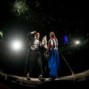 Цирковое представление  «Королевство волшебных зеркал» фотографии