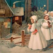 Выставка «Светлый ангел Рождества» фотографии