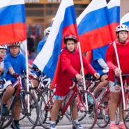 Велопробег «Триколор, как символ России!» 2017 фотографии