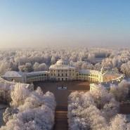 Новогодний праздник для детей «Новогодние истории в Павловском Дворце» фотографии
