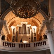 Органные концерты в храме святого Станислава 2018 фотографии