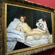 Выставка «Эдуард Мане «Олимпия». Тема и вариации» фотографии