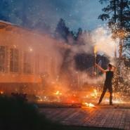 Фестиваль вейкбординга  «Огонь, Вода и Трубы 2017» в Кронштадте фотографии