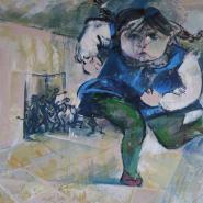 Выставочный проект «Осторожно, дети!» фотографии