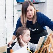 Художественные курсы по рисованию и живописи для взрослых и детей фотографии