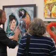 Выставка «Ареал один» фотографии