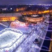 Топ-10 интересных событий в Санкт-Петербурге в Новогодние праздники 2018 фотографии