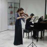 Концерт «Январским вечером» фотографии