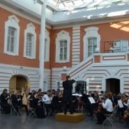 Летние концерты классической музыки в Петропавловской крепости фотографии