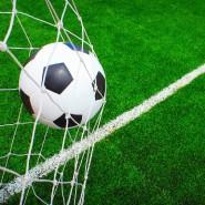 Футбольный семейный праздник «День открытых ворот» в ТРК «Питерлэнд» фотографии