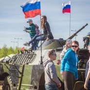 Осенний танковый фестиваль «Боевая сталь»  2016 фотографии