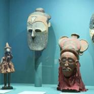 Выставка «Трансфигурации. Маски Африки XIX – XX веков» фотографии