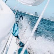 Экскурсия «Прогулка под парусом поФинскому заливу» 2021 г. фотографии