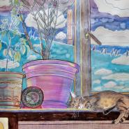Выставка «Питерское лето» фотографии