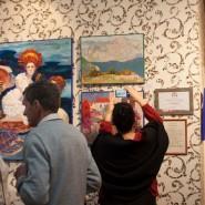 Выставка живописи «Женский взгляд – цвет радости» фотографии