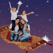 Семейная программа «Ковер-самолет: путешествие на Восток» фотографии