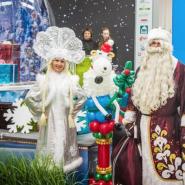 """Рождественская ярмарка в Центре """"Евразия"""" 2017 фотографии"""