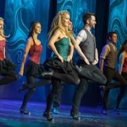 Ирландское танцевальное шоу фотографии