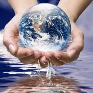 Шоу  «Всемирный день воды» фотографии