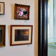 Выставка «Пётр Ганский. Возвращение» фотографии