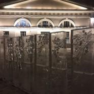 Инсталляция «Сакура. Преодоление» фотографии