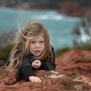 Выставка  «Анна Азбель. Запечатленное детство» фотографии