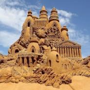 Фестиваль Песчаных скульптур-2021 фотографии