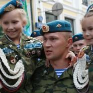 День Воздушно-Десантных войск в Санкт-Петербурге 2016 фотографии