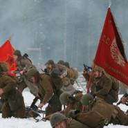 Военно-историческая реконструкция в Красном Селе фотографии