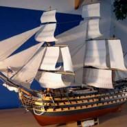 Выставка  «Архитектура корабля. Корабельный декор XVIII – начала XX веков» фотографии