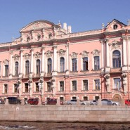 Экскурсия по парадным залам Дворца Белосельских-Белозерских фотографии