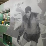 Выставка «История отечественного футбола» фотографии