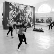 Перформанс-импровизация по письмам Эриха Марии Ремарка к Марлен Дитрих фотографии