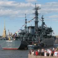 Программа мероприятий в День ВМФ-2017 в Санкт-Петербурге  и районах фотографии