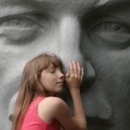 Выставка «Самый человечный человек» фотографии