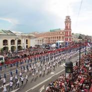 День России в Санкт-Петербурге 2018 фотографии
