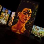 Выставка «Фрида Кало — Ожившие полотна» фотографии