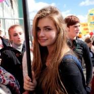 Парад российского студенчества 2017 фотографии