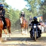 Мото-конное шоу «Неизведанные миры» фотографии