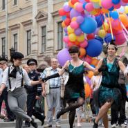 Фестиваль  «Живые улицы» 2018 фотографии